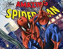 Spider-Man - Comic Art