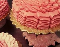 Elegant Teatime Cakes