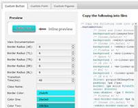 CSS3 UI Generator