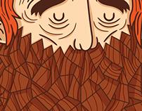 Wood Beard
