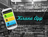 General / Kirana Store App