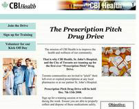 Prescription Pitch Website-CBI Health