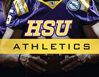 HSU Athletic Program Identity