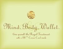 Mind. Body. Wallet.