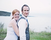 A few Shots from Andy & Henny's Wedding in Sweden