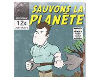 Greenpeace - Sauvons la Planète