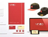 Vinco Clothing and Apparel Identity