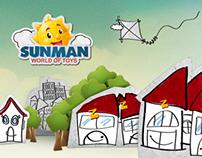 Sunman Corporate Website