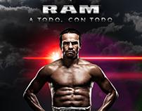 Juan Manuel Marquez y RAM