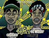 "Richville ""The RICHTAPE"" album cover"