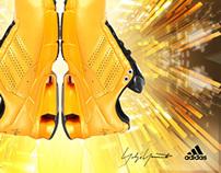 Adidas Yohji Yamamoto Limited Edition Campaign