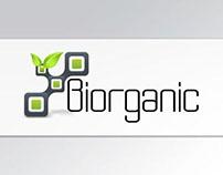 Biorganic Logo Design