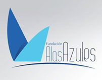 Alas Azules Logo