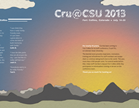 Cru@CSU 2013 Newsletter