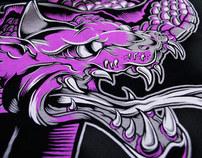 Serpanther and Mariachi Shirts