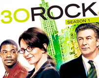 30 ROCK - Black Frasier