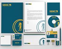 Sobek Travel Co. branding