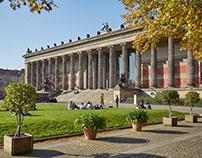 Lustgarten & German Historical Museum - Berlin
