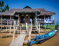Life on Inle Lake - Burma