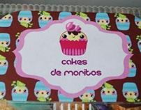 Cakes de moritos