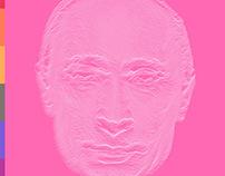 Pink Putin