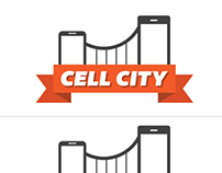 Cell City Logo (concept)