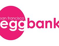 San Francisco Egg Bank Logo (concept)