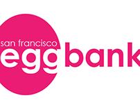 San Francisco Egg Bank Logo (concept)