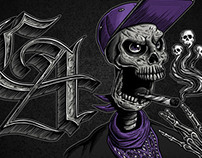 Cali Skull