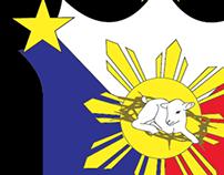 Filipino Seminarian Crest/Lapel Pin