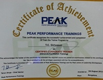 CERTIFIED CORPORATE TRAINER