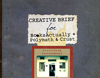 Creative Brief - BooksActually