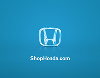 "Honda ""All Weather"" Endtag"