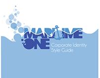 MaritimeONE - Redesigning Corporate Logo