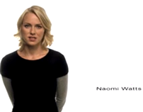 JOIN THE FIGHT w/ Naomi Watts