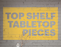Top Shelf Tabletop