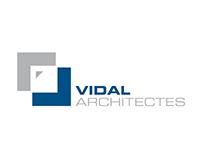 Logo Vidal Architecte
