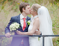 Huwelijksfotografie: Sibylle & Preben