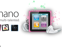 iPod Nano display spec sheet