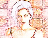 Kate Beckinsale Photo Manipulation