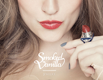 Smoked Vanilla Website