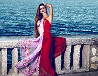 Romantic long dress
