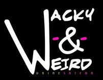 Wacky & Weird logos