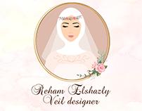 Reham Elshazly - Veil Designer logo