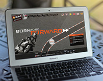 NGM Mobile Racing Team New Website