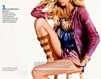 Comopolitan Magazine US, March 2012