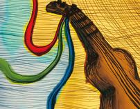 Ilustração - Orquestra do Estado de Mato Grosso
