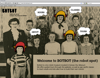 Botbot: The Robot Spot