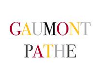 Movie App UI- Redesigning the Gaumont Pathe application