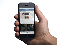 Instagram iOs7 Concept